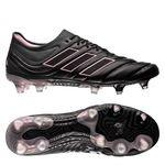 adidas Copa 19.1 FG/AG Exhibit - Zwart/Roze Vrouw