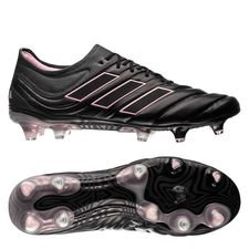 adidas Copa 19.1 FG/AG Exhibit - Core Black/Pink Women