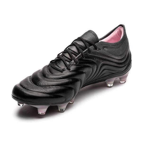 Adidas Fotballsko Skinn | Adidas Copa 19.1 Exhibit FG Sort