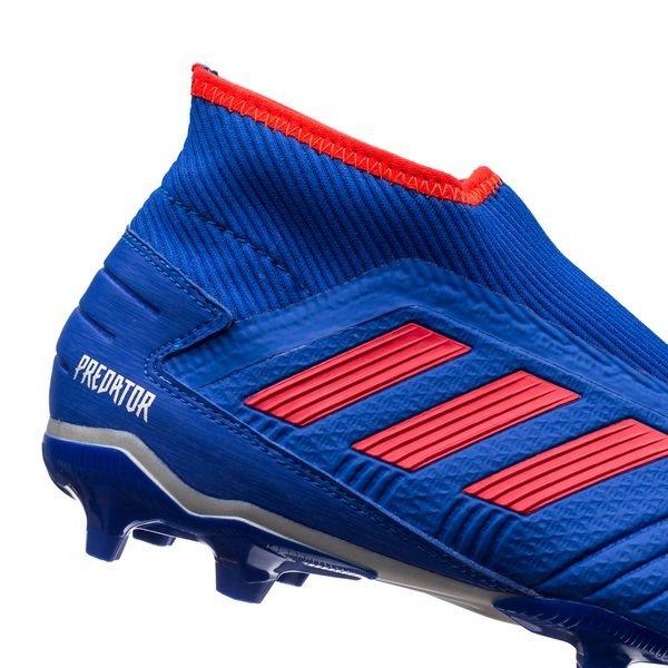 adidas Predator 19.3 FG Fodboldstøvler i blå  Sport247.dk