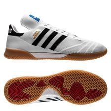 adidas Copa Mundial Trainer 70 years - Weiß/Schwarz/Rot LIMITED EDITION