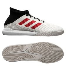 adidas Predator 19.3 Trainer Paul Pogba Season 5 - Footwear White/Red/Core Black LIMITED EDITION