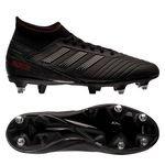 adidas Predator 19.3 SG Archetic - Core Black/Action Red