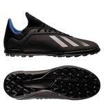 adidas X Tango 18.3 TF Archetic - Core Black/Bold Blue Kids
