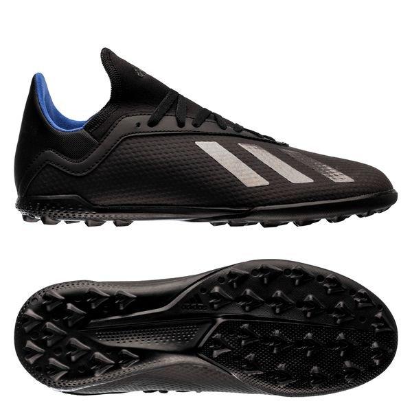 959054013a8 adidas X Tango 18.3 TF Archetic - Zwart/Blauw Kinderen | www ...