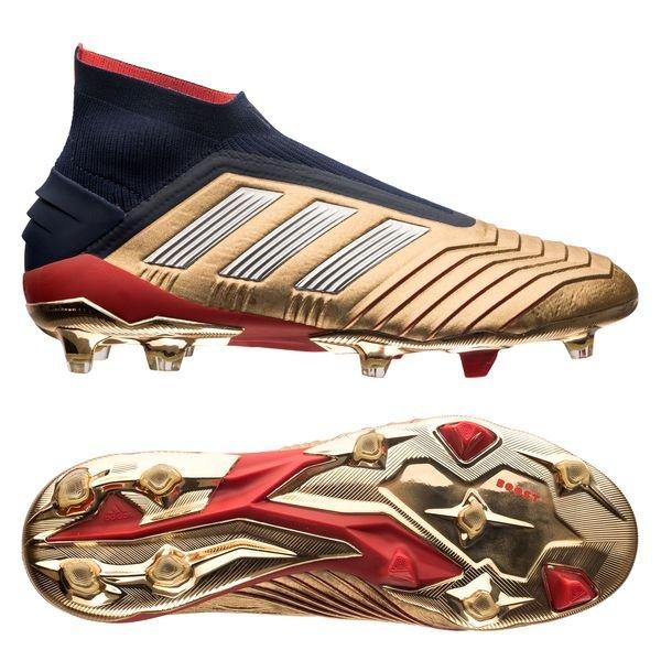 Goldene Adidas Predator 19+