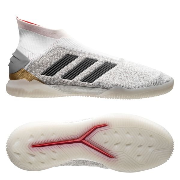 6535327f88a8 199.95 EUR. Price is incl. 19% VAT. -40%. adidas Predator 19+ Trainer ZZ & DB  Icon - White/Navy/Red LIMITED
