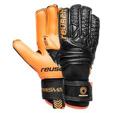 Image of   Reusch Målmandshandske Prisma Pro G3 Black Hole - Sort/Orange
