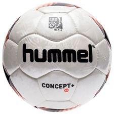 Hummel Fotboll Concept+ 1.0 FIFA Approved - Vit/Svart/Orange
