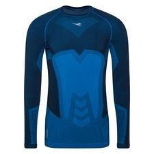 Diadora Baselayer Seamless - Navy/Blau