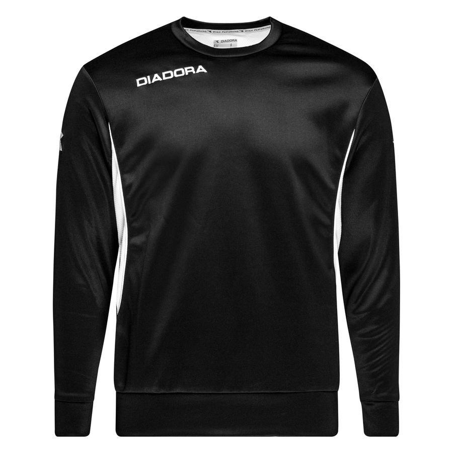 Diadora Træningstrøje Messina - Sort/Hvid