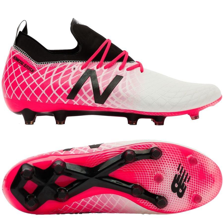 New Balance Tekela 1.0 Pro FG - Pink/Hvid