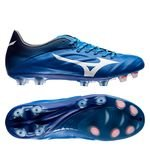 Mizuno Rebula II V1 Made in Japan FG - Blue/White/Orange Clownfish