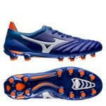 Mizuno Morelia Neo II Made in Japan FG - Blue/White/Orange Clownfish