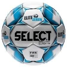 Select Fotball Brillant Super TB Eliteserien - Hvit/Navy