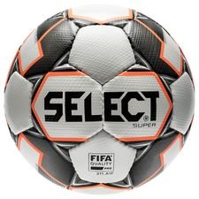 Select Fotboll Super - Vit/Grå