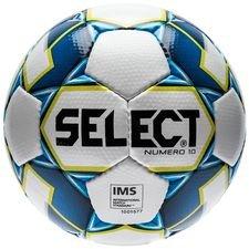 Select Fotboll Numero 10 - Vit/Blå