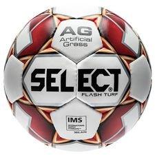 Select Fotboll Flash Turf Konstgräs - Vit/Röd