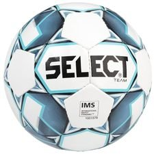 select ballon team - blanc/bleu - ballon de foot