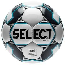 Select Fotboll Delta - Vit/Grå