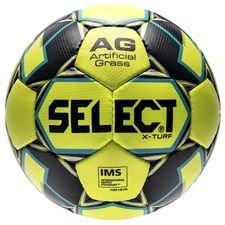 Select Fotboll X-Turf Konstgräs - Gul/Grå