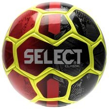 select ballon classic - rouge/noir - ballon de foot