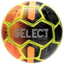 Select Fotboll Classic - Orange/Svart