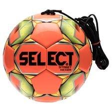 Select Fotboll Street Kicker - Orange/Gul