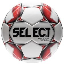 Select Fotboll Brillant Replica - Vit/Röd