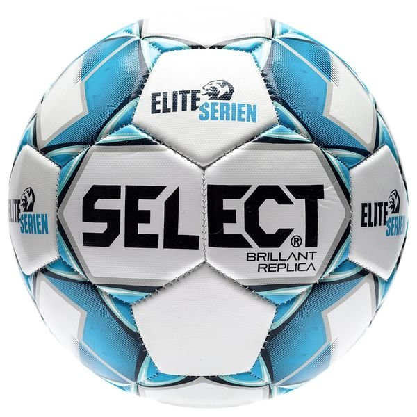 22e3b9107 Select Fotball Brillant Replica Eliteserien - Hvit/Navy