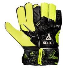 Select Keepershandschoenen 03 - Zwart/Geel Kinderen