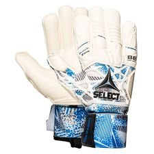 select goalkeeper gloves 88 pro grip - white/blue - goalkeeper gloves