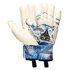 Select Goalkeeper Gloves 88 Pro Grip - White/Blue