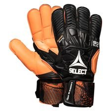 select goalkeeper gloves 93 elite - black/orange - goalkeeper gloves