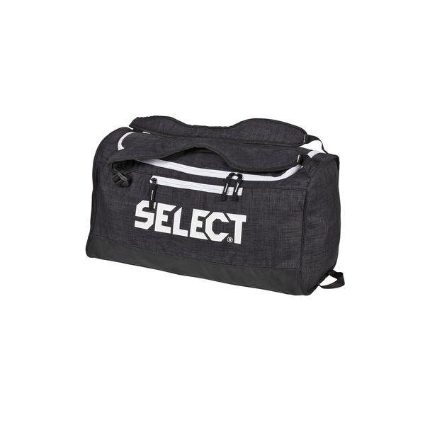 f2ff32fc273b10 Select Sports Bag Lazio Small - Black/White   www.unisportstore.com