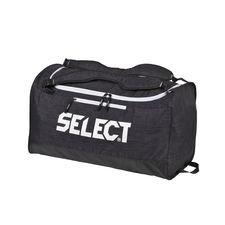 Select Sporttasche Lazio Medium - Schwarz/Weiß