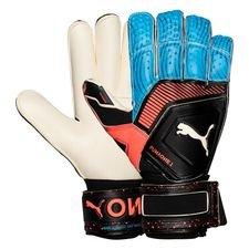 PUMA Keepershandschoenen One Grip 1 GC Power Up - Zwart/Blauw/Rood