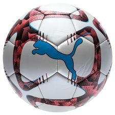 PUMA Fotboll Future Power Up - Vit/Röd/Blå