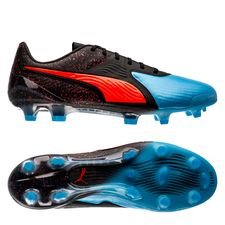 PUMA One 19.1 CC FG/AG Power Up - Blau/Rot/Schwarz