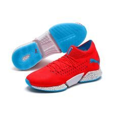 PUMA Future Rocket Power Up - Rot/Blau