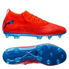 PUMA Future 19.2 Netfit FG/AG Power Up - Rot/Blau