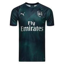 Arsenal Tränings T-Shirt Graphic - Grön/Navy