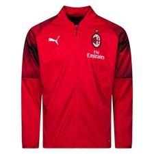 milan jakke stadium - rød/sort - jakker