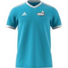 bsv af 2016 - hjemmebanetrøje lyseblå børn - fodboldtrøjer