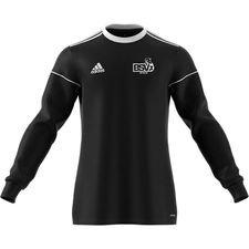 bsv af 2016 - målmandstrøje sort voksen/børn - fodboldtrøjer