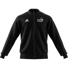 bsv af 2016 - træningsjakke sort - træningsjakke