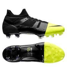 Nike Mercurial Greenspeed 360 FG - Svart/Grön LIMITED EDITION