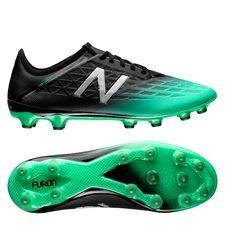 new balance furon 5.0 pro ag - grøn/sort - fodboldstøvler