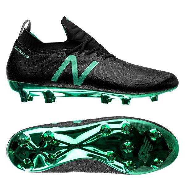 new balance black neon