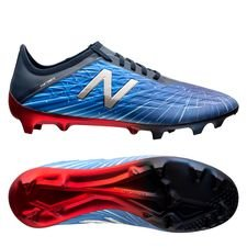 New Balance Furon 5.0 Pro FG Lite Shift - Blå/Röd LIMITED EDITION